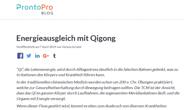 ProntoPro BLOG Qiwauwau